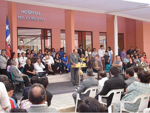 Hospital Curepto