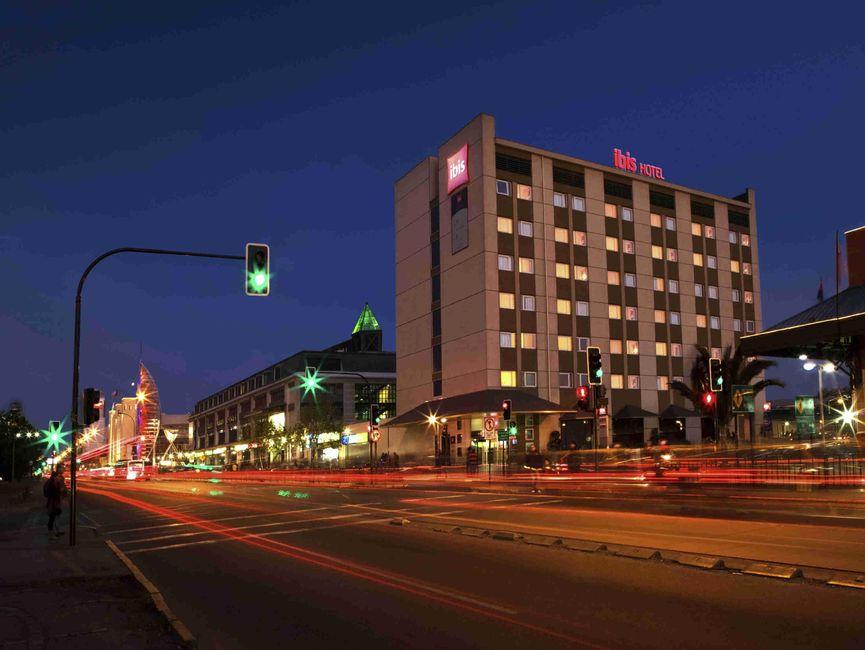 Hotel Ibis de Estación Central